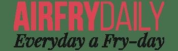 airfrydaily logo air fryer