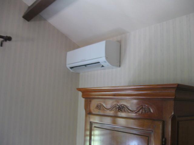 Installation d'une pompe à chaleur aérothermique multi-split (air/air)