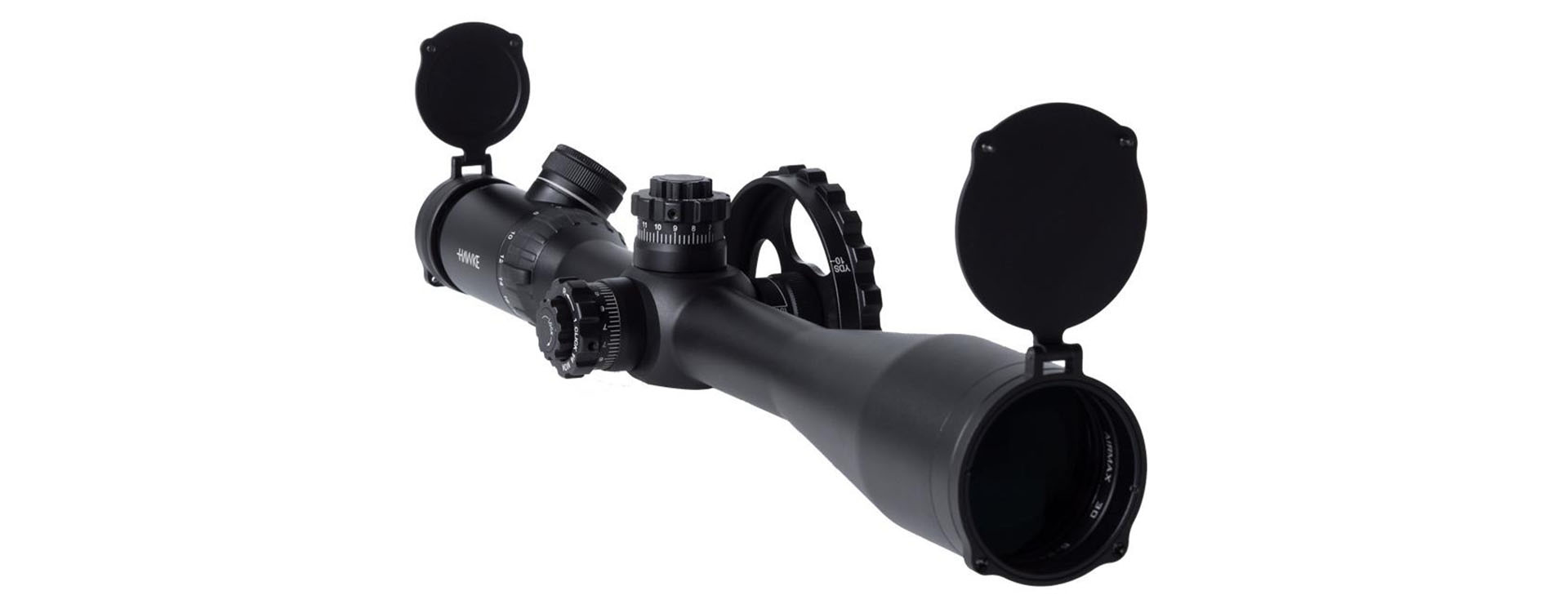 6 24x50 AO Airmax 30 SF Rifle Scope Ill