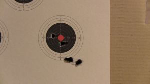 RWS Double Lockdown Mount - Shooting Results