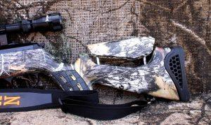 Hatsan Mod 125 Sniper .25 cal - Adjustable Stock
