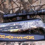 Hatsan Mod 125 Sniper .25 cal - 3-9x32 Factory Scope