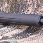 Hatsan Mod 125 Sniper .25 cal - Front Fiber Optic Sight