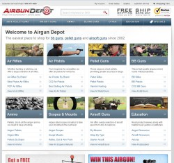 Airgun Depot - Great prices and great service