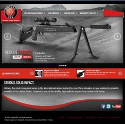 Hatsan Airguns - Serious, Solid, Impact