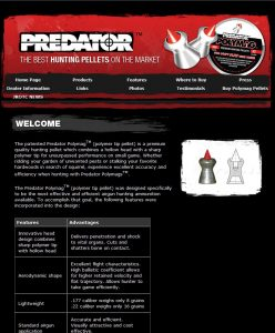 Predator International - Devastating Hunting Pellets