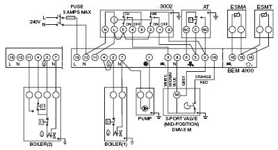 Thermostat Zone Valve Wiring Diagram Programmable