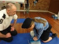 Cadets Learn CPR