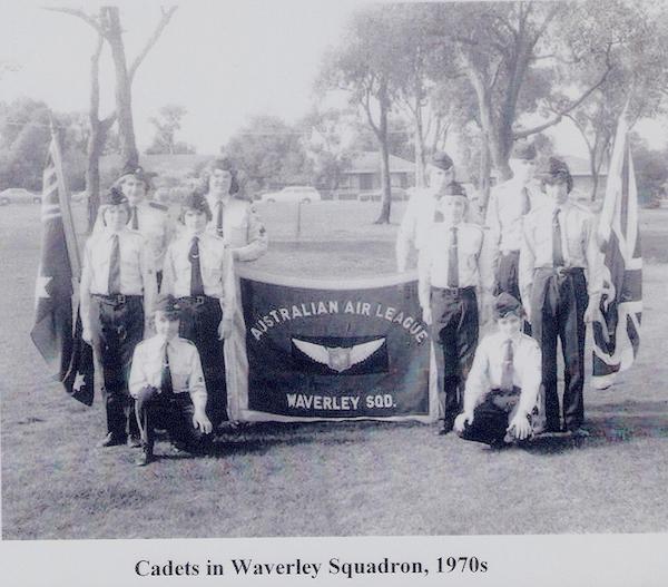 Waverley Squadron Celebrates 45 Years 26 copy