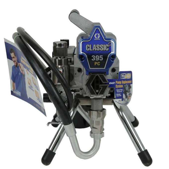 Graco Classic S 395 PC | Airless Discounter
