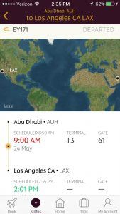 etihad flight tracker mobile app