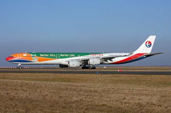 "Airline Livery of the Week: China Eastern Airlines ""Expo ..."