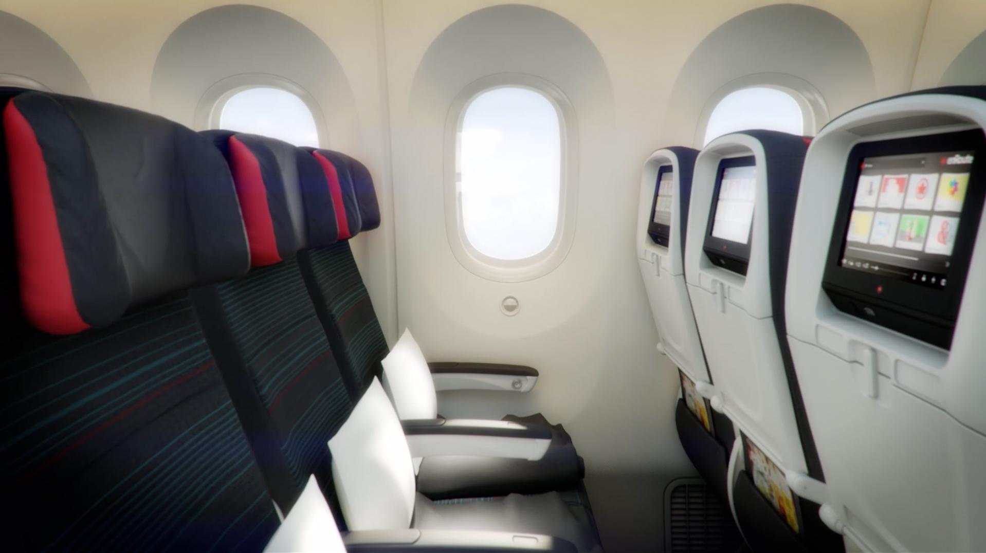 Air Canada S 787 Route Amp Cabin Details Announced