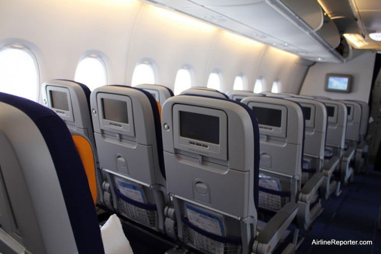 Airways Chart Us Seating A321 Airbus