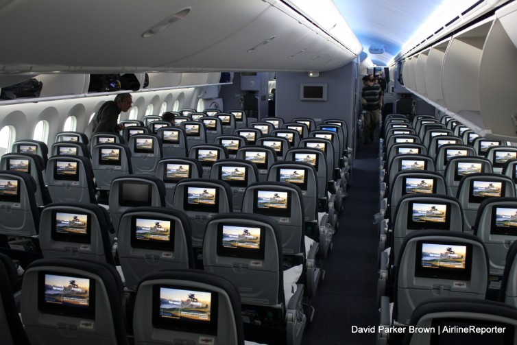 Taking A United 787 9 Delivery Flight More Than Just A
