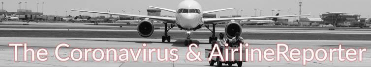 The coronavirus and airlinereporter