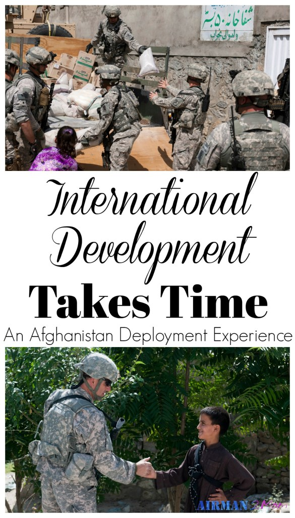 My military career led me to directly connect to international development. As such, I have been given some amazing opportunities. One of these being sharing my experience with The Engineering Career Coach.