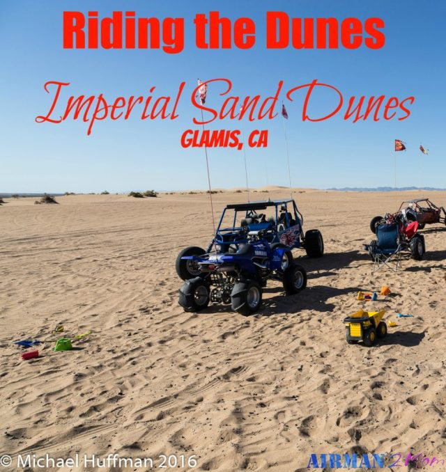 Imperial Sand Dunes. From late fall to early spring you can find people out riding the dunes and having a lot of fun!