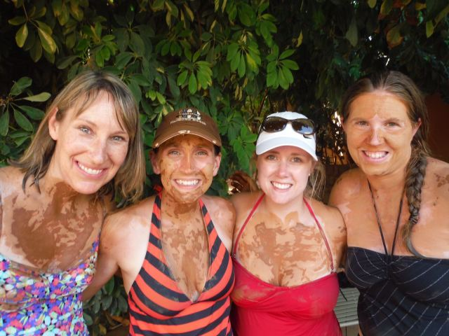 glen ivy mud bath