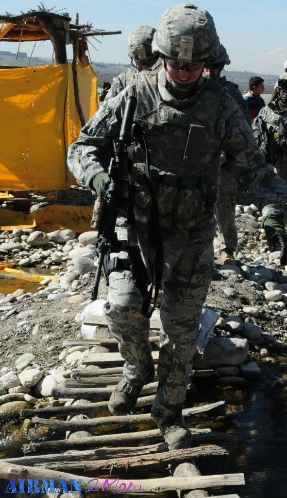 When I found out I was deploying to Afghanistan with an Army unit I did not have a lot of hope that I would survive the nine months in Afghanistan. I guess