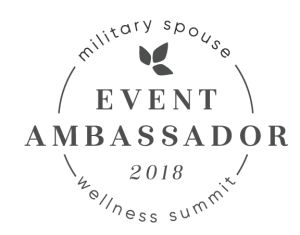 Self Care Military spouse wellness summit renew you