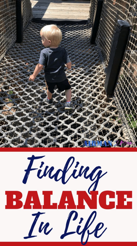 Finding balance through life transitions. If you are leaving the military you can struggle with your new life. I know when I transitioned out of the military I struggled. But there is light at the end of the tunnel. #militarylife #transition #leavingthemiltary