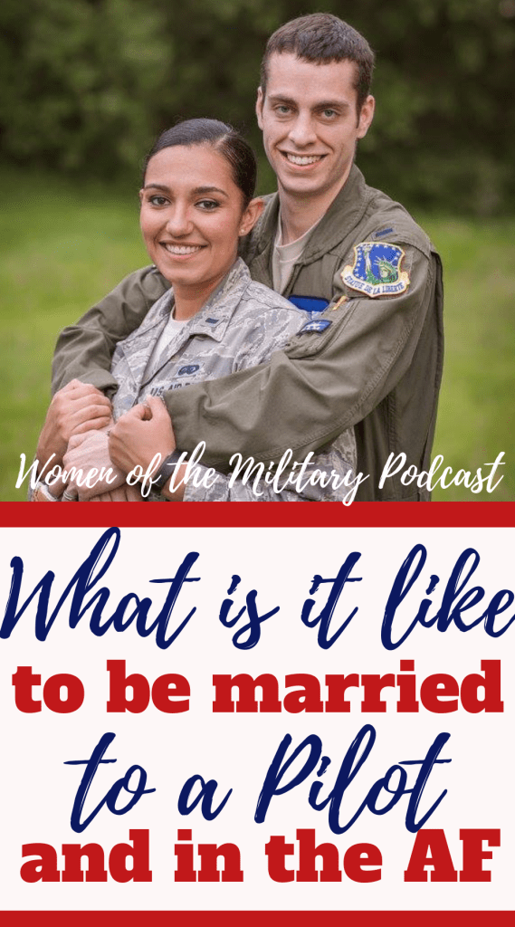 What is it like to be married to someone in the military when you are serving? And does it get more complicated when one of you or both of you are pilots. Hear about the challenges of mil to mil life.<br /> #miltomil #militarywomen #military