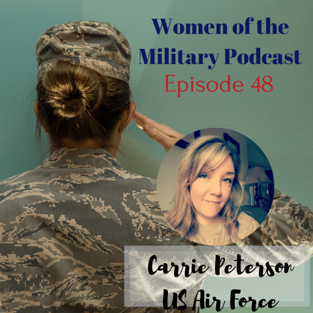 Carrie Peterson joined the US Air Force when she was 17 and served on Active duty until she was about to give birth to her first son. I have an honorable medical discharge. #militarylife #grief #transitioning