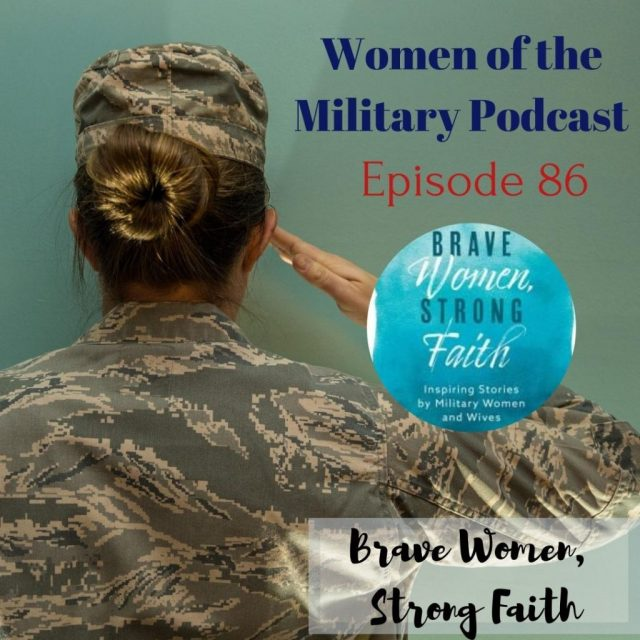 Women of the Military Podcast 86