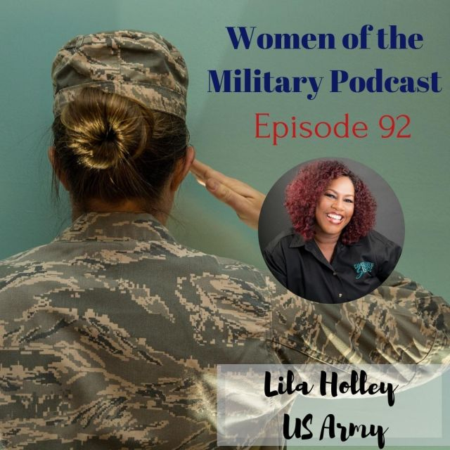 Award-winning author Lila Holley Camouflaged Sisters Women of the Military