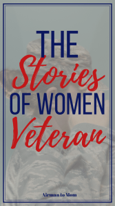 How many stories of women veterans have you heard? This year I have had the chance to read books from women who are veterans. I have been working hard to beef up my reading skills this year. #books #womenveteran #militarybook #militarystories