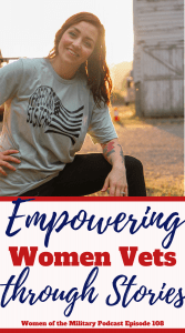 Kerri Jeter is on a mission to tell the stories of military women. She is host of the Freedom Sisters Podcast and the creator of Freedom Sisters Magazine. #podcast #militarypodcast #militarywomen