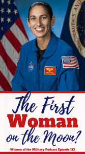 What does it take to be an astronaut and potentially the first woman on the moon? Check out Jasmin's story this week on the podcast.
