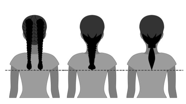 female hair regulations