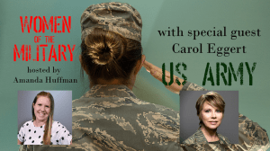 A Military Leader Gives Back – Gen Carol Eggert