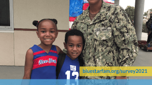 Military Family Lifestyle Survey with Blue Star Families