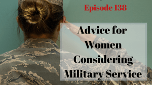 Pros and Cons of being a woman in the military