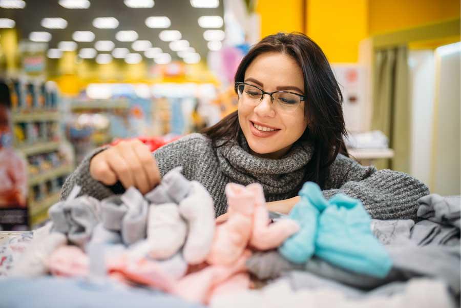 liste achats pour bébé