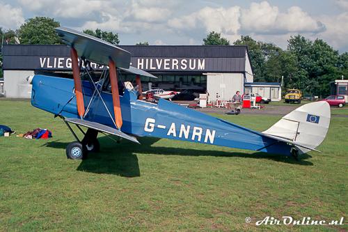 G-ANRN De Havilland DH82a Tiger Moth
