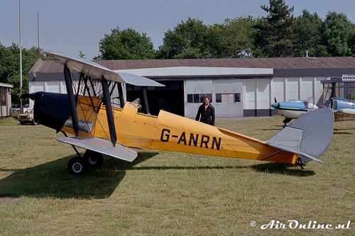 G-ANRN De Havilland DH82a Tiger Moth