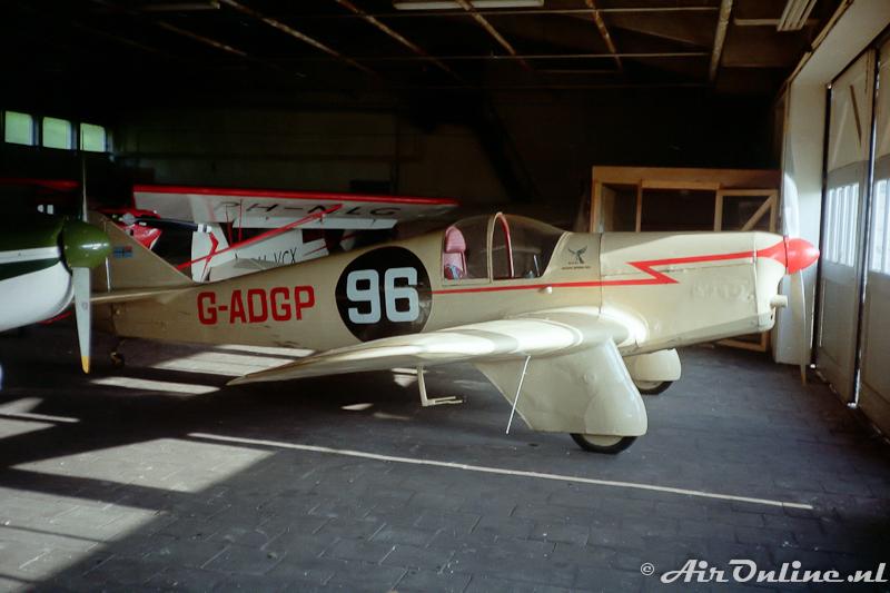 G-ADGP Miles M.2L Hawk Speed Six