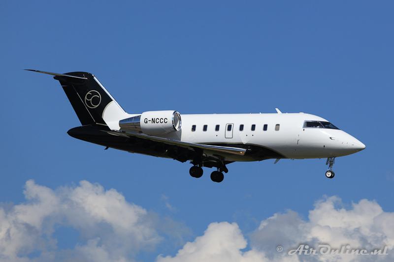 G-NCCC CL-605 TAG Aviation UK Ltd