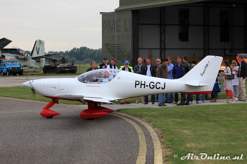 PH-GCJ Vol Mediterrani VM-1 Esqual