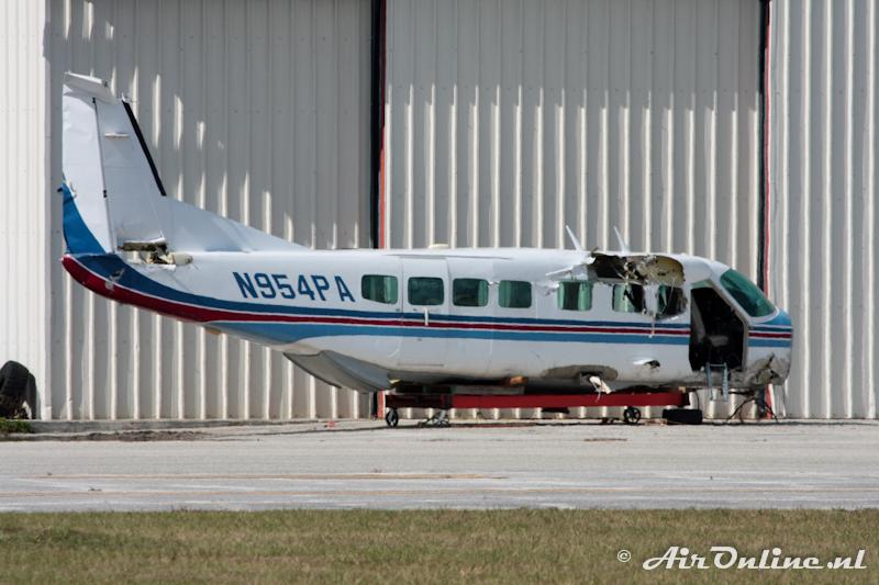 N954PA Cessna 208B Grand Caravan, Saint Lucie (FL), 15 feb. 2010