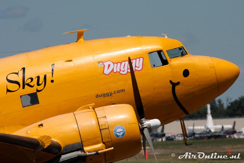 N1XP / 0-93800 (cn 4733) Douglas DC-3 Dakota