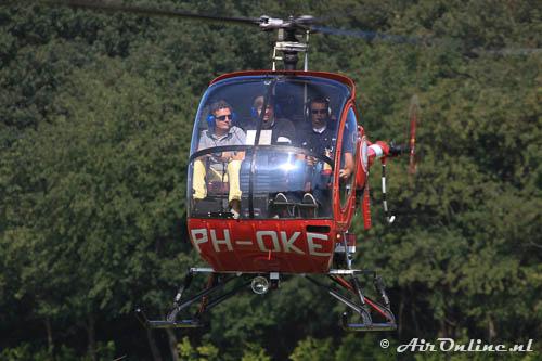 PH-OKE Hughes 269C (Hilversum)