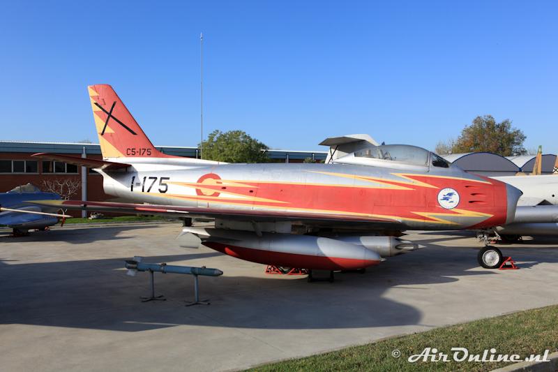 C5-175/1-175 North American F-86F Sabre