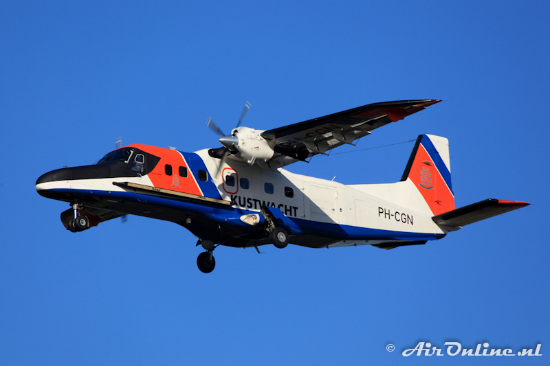 PH-CGN Dornier Do228-212 Kustwacht - Dutch Coast Guard