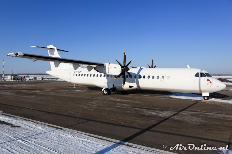 OY-CJV ATR 72-212A (Nordic Aiviation Capital A/S)