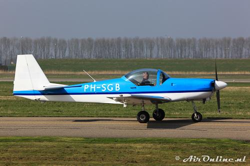 PH-SGB Slingsby T-67 Firefly